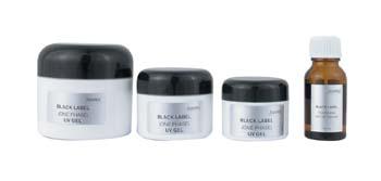 Hawley Black label One Phase UV gel 100g