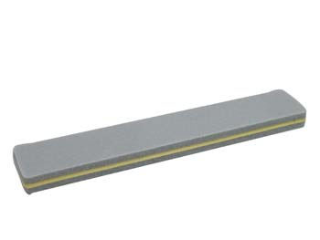 3013 - Spongie File 180/180 Yellow Core 175mmx30mm Square Ended