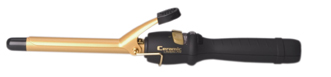 "Babyliss Pro Ceramic Curling Iron 5/8"" barrel size"""