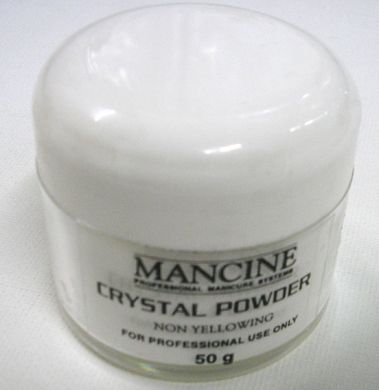 Mancine Acrylic Powder-Crystal 50g