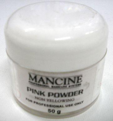Mancine Acrylic Powder-Pink-50g