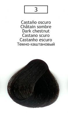 3-Dark Chestnut