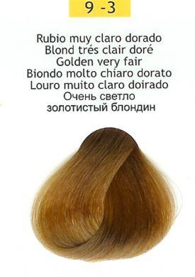 9-3 Golden Very Blonde