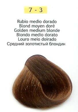 7-3 Golden Medium Blonde
