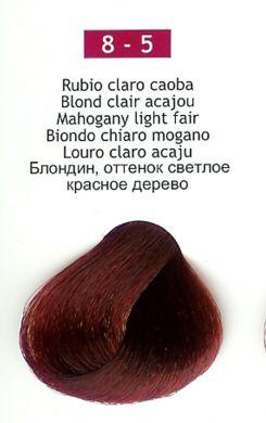 8-5 Mahognay Light Blonde
