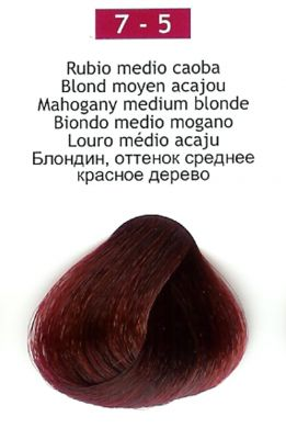 7-5 Mahogany Medium Blonde