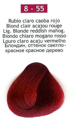 8-55 Light Blonde Reddish Mahogany
