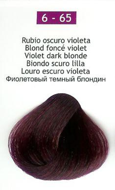 6-65 Violet Dark Blonde