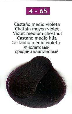 4-65 Violet Medium Chestnut
