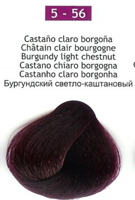 5-56 Burgundy Light Chestnut