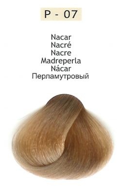 P-07 Nacre-Nirvel ArtX Leading Spanish Professional Hair Colour in 100g tubes
