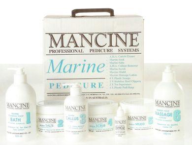 Mancine Marine Callus Peel-A.H.A Callus Remover with Salycilic Acid 250ml