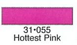 SaQu Nail Polish-Hottest Pink