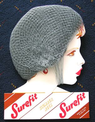Surefit Slumber Nets-Grey