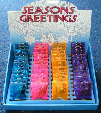 Nail Accessories in convenient travel packs-assorted.