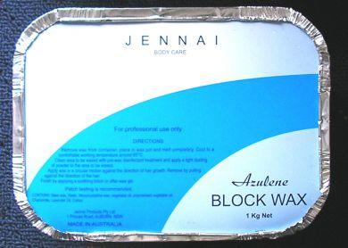 Jennai Azulene Hard Wax 1kg