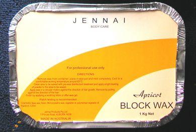 Jennai Apricot Hard Wax 1kg