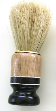 SB2-Wooden Handle Shaving Brush