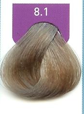 Indola Profession 8.1 Light Ash Blonde 90g tube