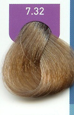 7.32-Medium Beige Blonde-Indola Profession 60g tube