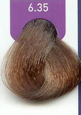 6.35-Dark Golden Mahogany Blond-Indola Profession 60g tube
