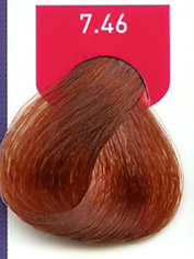 7.46-Medium Copper Red Blonde