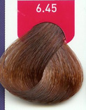 6.45-Dark Copper Mahogany Blonde