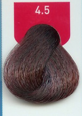 4.5-Medium Mahogany Brown Indola Profession 60g tube