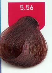 5.56-Light Mahogany Red BrownIndola Profession 60g tube