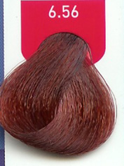 6.56-Dark Mahogany RedIndola Profession 60g tube  Blonde