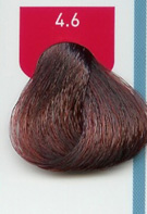 4.6-Medium Red Brown Indola Profession 60g tube