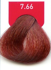 7.66-Medium Intense Red BlondeIndola Profession 60g tube