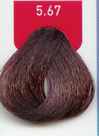 5.67-Light Red Violet Brown Indola Profession 60g tube