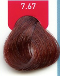 7.67-Medium Red Violet Blonde Indola Profession 60g tube