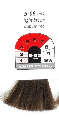 5-68 (R4)-Light Brown Auburn Red-Igora Royal 60g