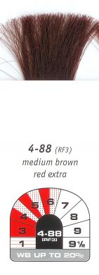 4.-88 (RF3)-Medium Brown Red Extra-Igora Royal 60g