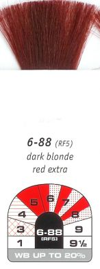 6-88 (RF5)-Dark Blonde Red Extra-Igora Royal 60g