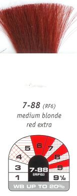 7-88 (RF6)-Medium Blonde Red Extra-Igora Royal 60g