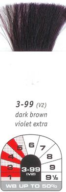 3-99 (V2)-Dark Brown Violet Extra-Igora Royal 60g