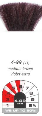4-99(V3)-Medium Brown Violet Extra-Igora Royal 60g