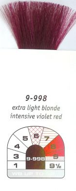 9-998-Extra Light Blonde Intensive Violet Red-Igora Royal 60g