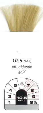 10-5 (G10)-Ultra Blonde Gold-Igora Royal 60g