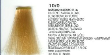 LK Creamcolor Natural Claire 100ml 10/0 AA Lightened Natural Blonde