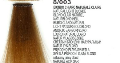 8/003 Natural Light Blonde (LK Creamcolor 100g)