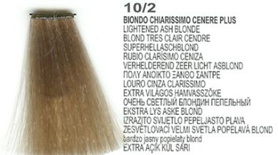10/2 Lightened Ash Blonde (LK Creamcolor 100g)
