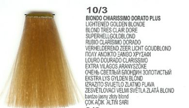 10/3 lightened Golden Blonde(LK Creamcolor 100g)
