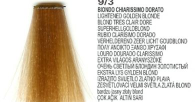 9/3 lightened Golden Blonde(LK Creamcolor 100g)