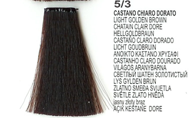 5/3 Light Golden Brown (LK Creamcolor 100g)