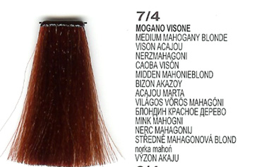 7/4 Medium Mahogany Blonde (LK Creamcolor 100g)