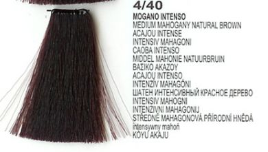 4/40 Medium Mahogany Natural Brown (LK Creamcolor 100g)